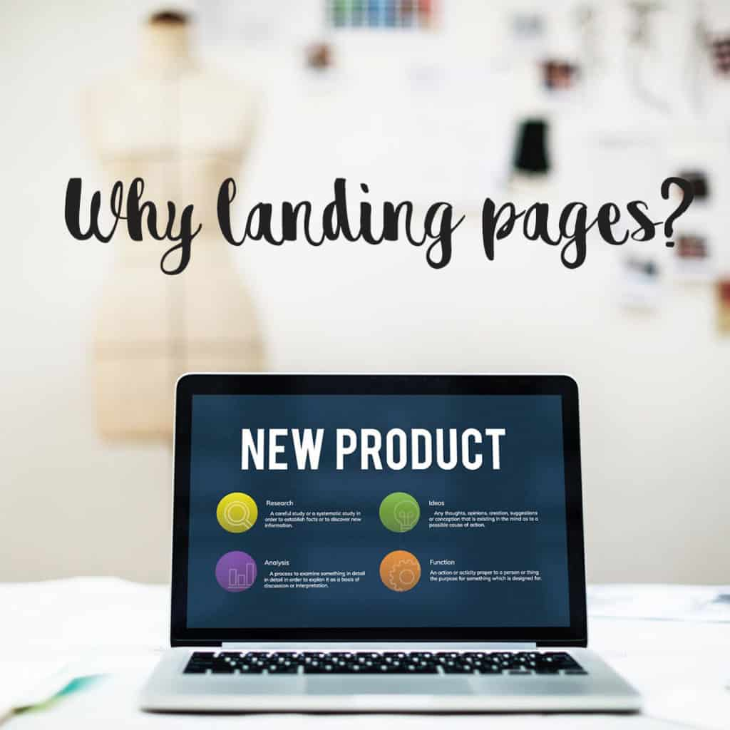 Why Landing Pages Work to Increase Sales & Signups