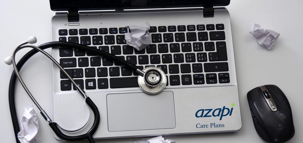 Azapi Care Plans/Wordpress Upgrades