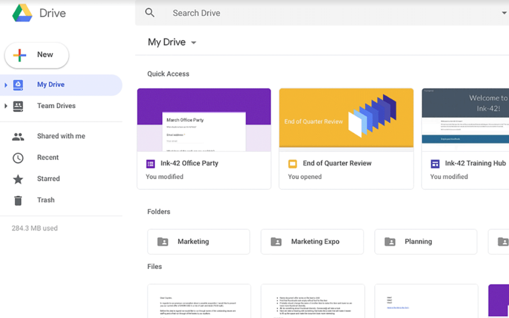 Google G-Suite for my business