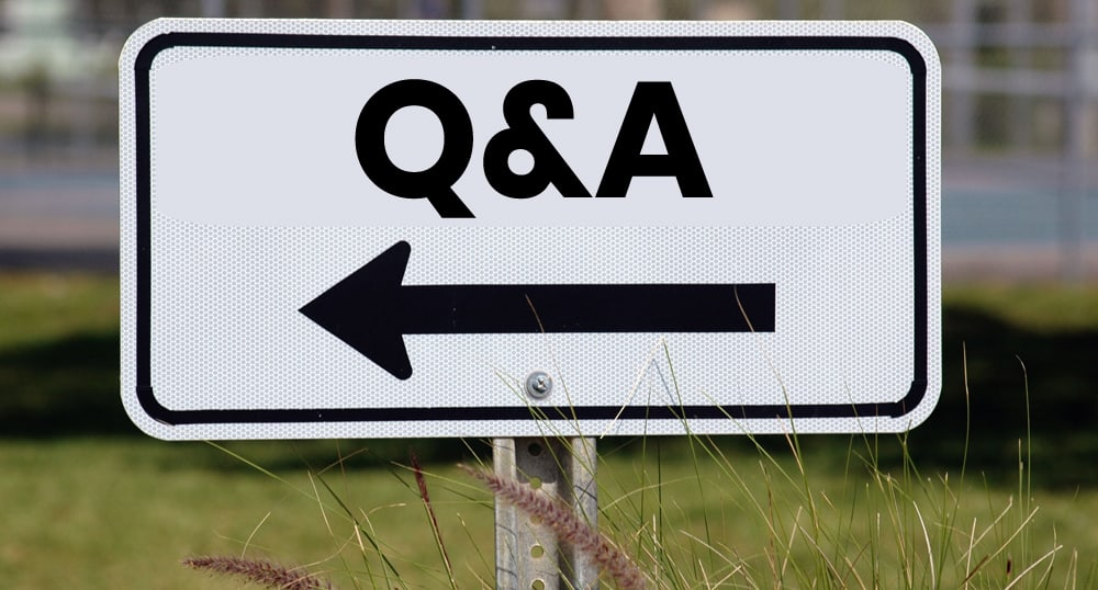 Q&A this way