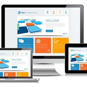 Responsive Website Design for Mobiles and Tablets
